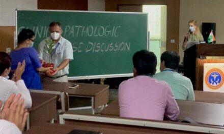 Clinicopathologic case discussions at AIIMS, Gorakhpur