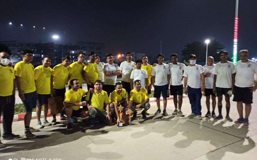 Football Match (14.10.2020)