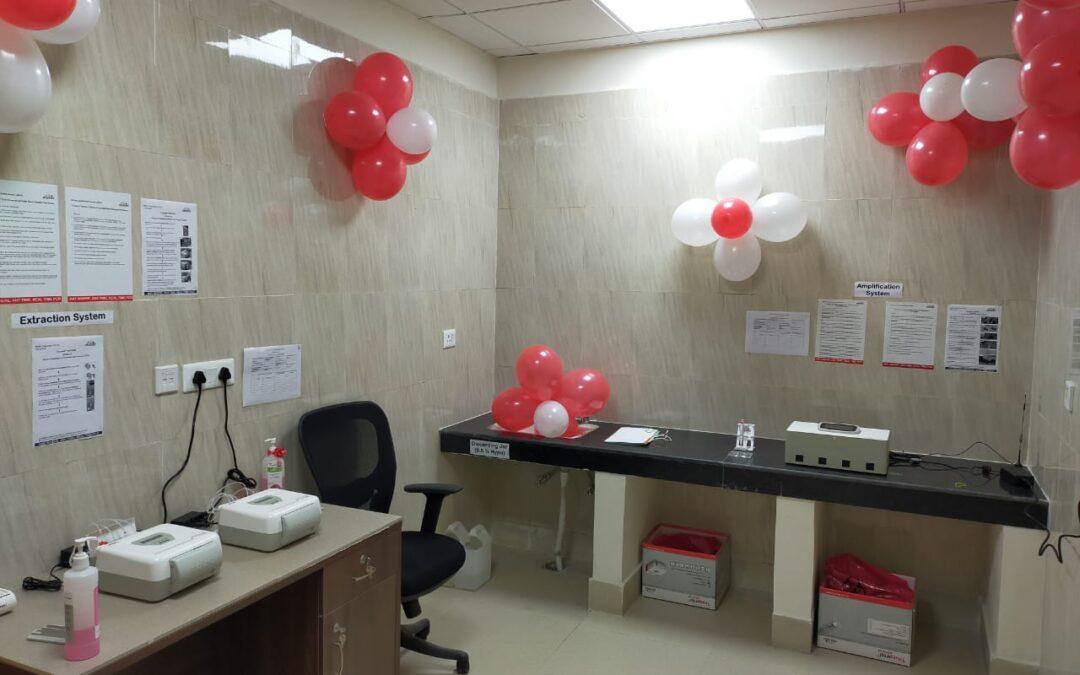 Inauguration of TrueNat Lab